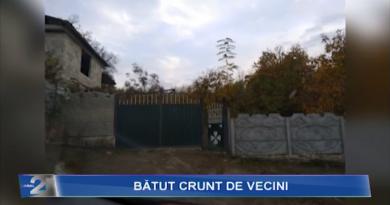 Un bărbat din satul Găureni a fost bătut cu bestialitate de către doi consăteni.